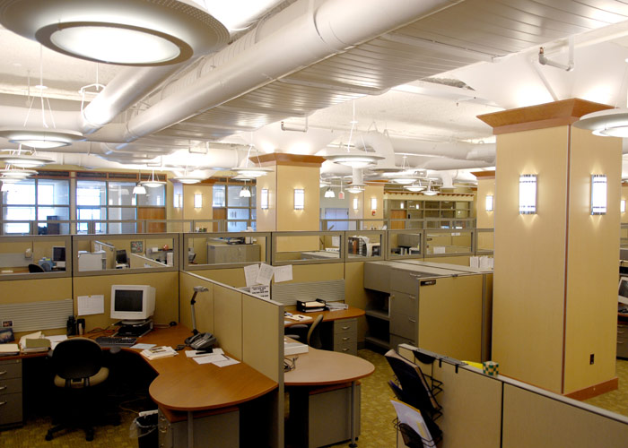 Acanthus Architecture | Rockwell Automation Offices