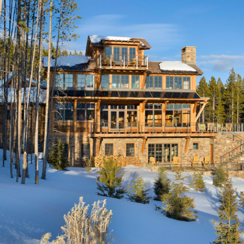 Acanthus Architecture | Andesite Ridge Residence