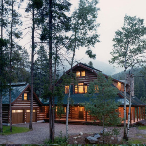 Acanthus Architecture | Steamboat Springs House